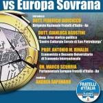 Euro e EURRS vs Europa Sovrana